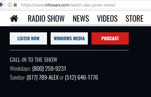 Mike Zullo, Dr. Jerome Corsi on Infowars Live on Monday Afternoon