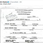 Image Tweeted by Malik Obama Appears to be Lucas Smith Document