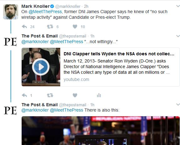 Mainstream Press Circles the Wagons on Alleged Wiretapping of Trump Tower