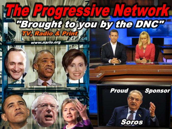 The News Media, Progressive Co-Conspirators and Racketeers