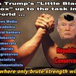"What's In Trump's Little Black Box?"""