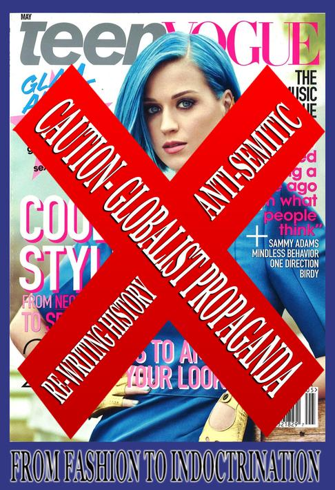 Teen Vogue Goes Rogue