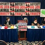 "Horse-Advocacy Group Reports ""Amazing Interaction"" with Observers and Attendees in DC"