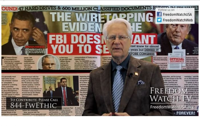Klayman:  More Government Surveillance Revelations Expected