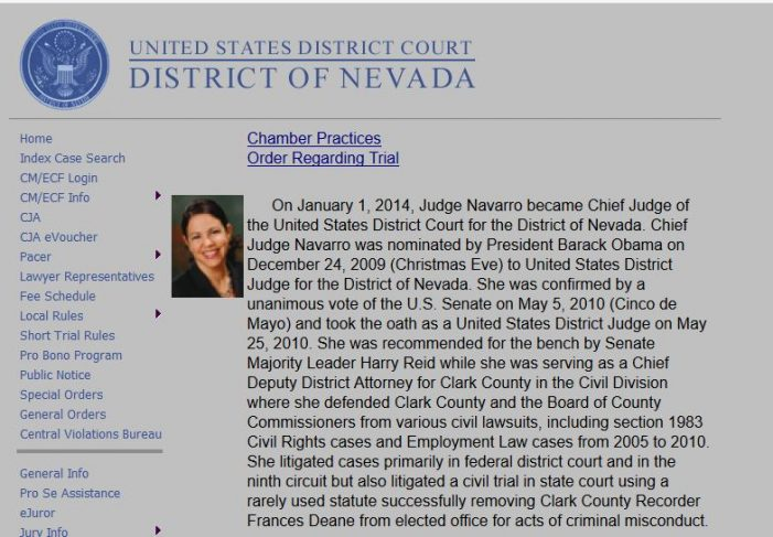 Is This Judge Fixing the Outcome of Cliven Bundy's Trial?