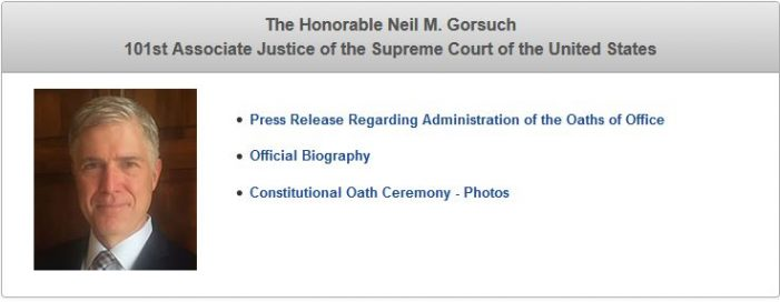 Obama Eligibility/Forgery Lawsuit Headed to Newest Member of Supreme Court