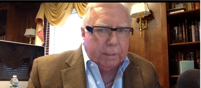 Roger Stone Interviews Dr. Jerome Corsi on Seth Rich Murder, DNC Breaches