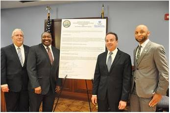 Mayor Ganim and Housatonic Community College President Partner to Expand Higher Education Opportunities to Reentry Individuals