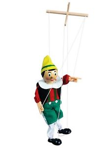 Barack Hussein Obama: Puppet on a String