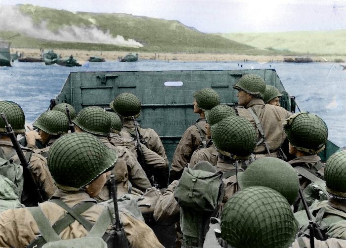 Remembrances of D-Day, June 6, 1944