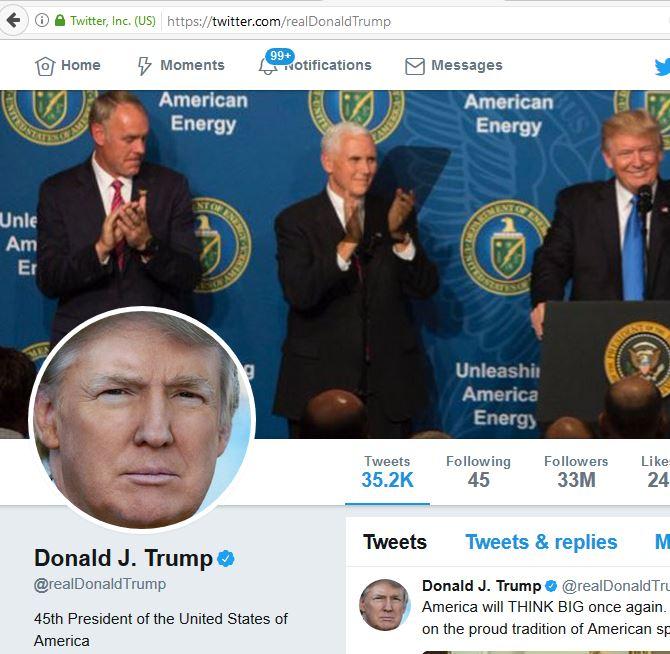 Keep Tweeting, Mr. President