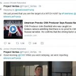 "Project Veritas Exposes CNN for Promoting ""Fake News"" for ""Ratings"""