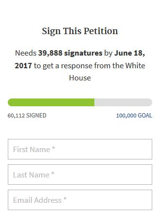 Seth Rich Petition Closing in on Last Week to Garner 100,000 Signatures