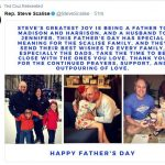 Rep. Scalise Issues Heartfelt Fathers' Day Message