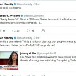 Sean Hannity Supports Eboni Williams Following Her Controversial Trump Commentary