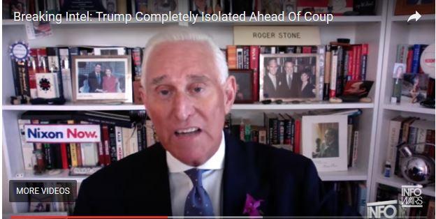 "Alex Jones:  ""Real Deep-Staters"" Working Against Trump"