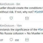 """New Zealander Who Claims Knowledge of Seth Rich/WikiLeaks Connection Tells Mueller:  """"Do Your Job!"""""""
