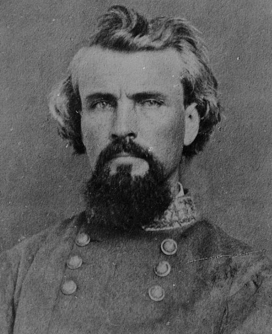 Nathan Bedford Forrest Erased (RR)