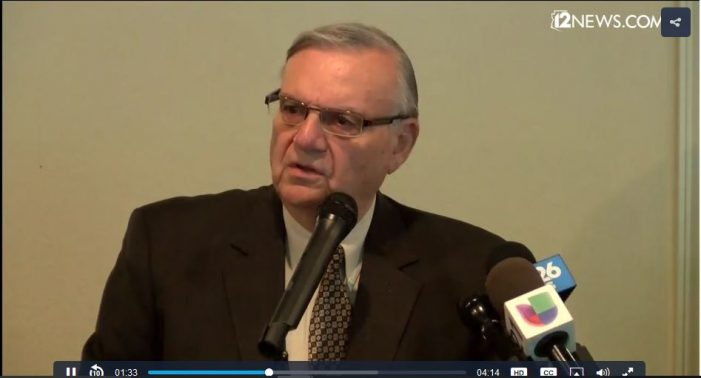 "Mainstream Media Latches on to Arpaio and ""Obama Birth Certificate"" Investigation"