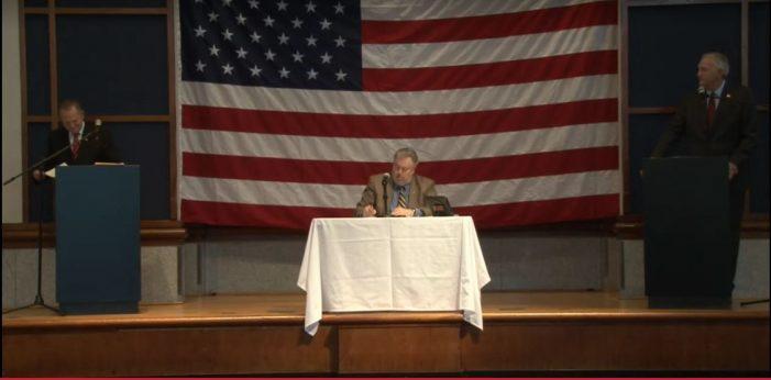 Thursday Night:  Live Coverage of Alabama Republican Senate Runoff Candidates