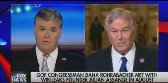 """Congressman Says """"Russia Hacking"""" Story """"One of the Great Political Crimes Against the American People"""""""