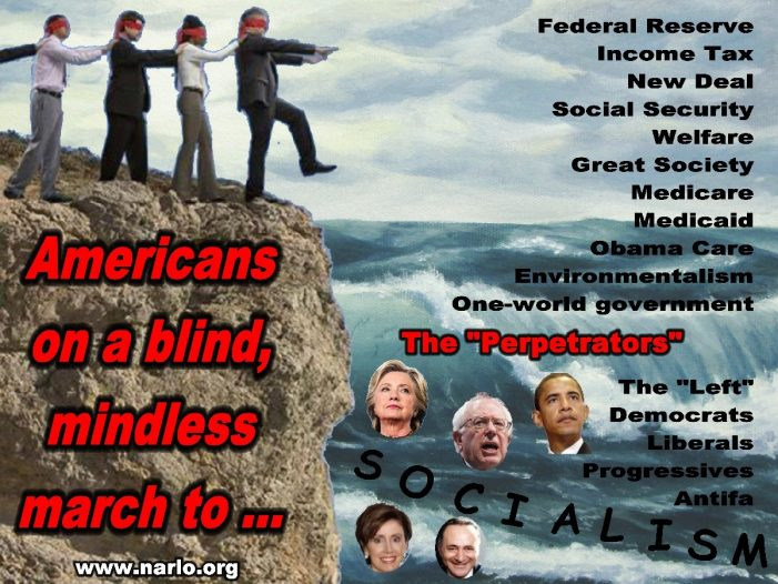 Social Security – The Second Government Socialist Trap