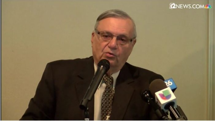 Media Wrong Again about Arpaio on Obama Birth Certificate