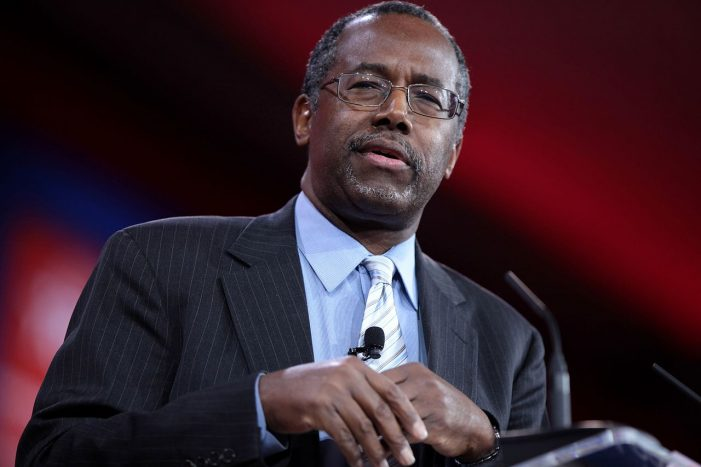Is it Time for Ben Carson to Step Down?