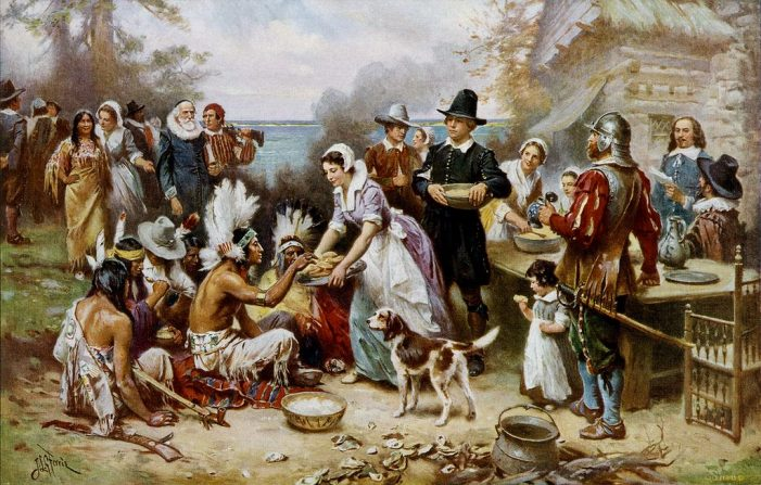 First National Thanksgiving (1777)