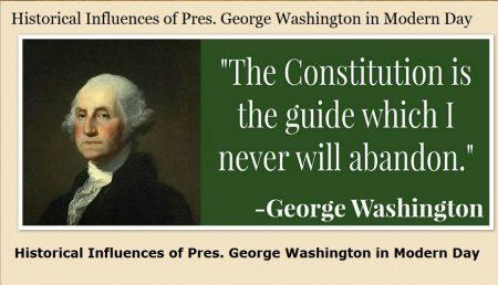 when was george washington born