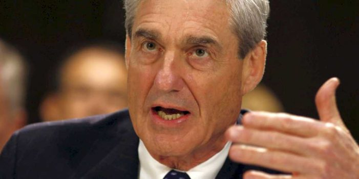 Time to End Mueller's Wild Reign of Malfeasance?