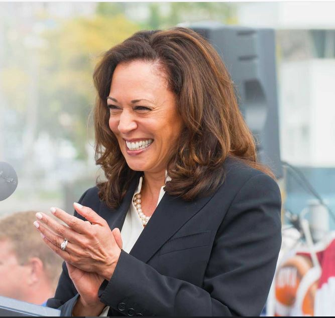 California Constituent:  Sen. Kamala Harris Not a Natural Born Citizen