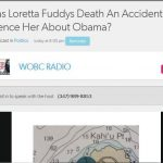 Was Loretta Fuddy's Death An Accident To Silence Her About Obama?