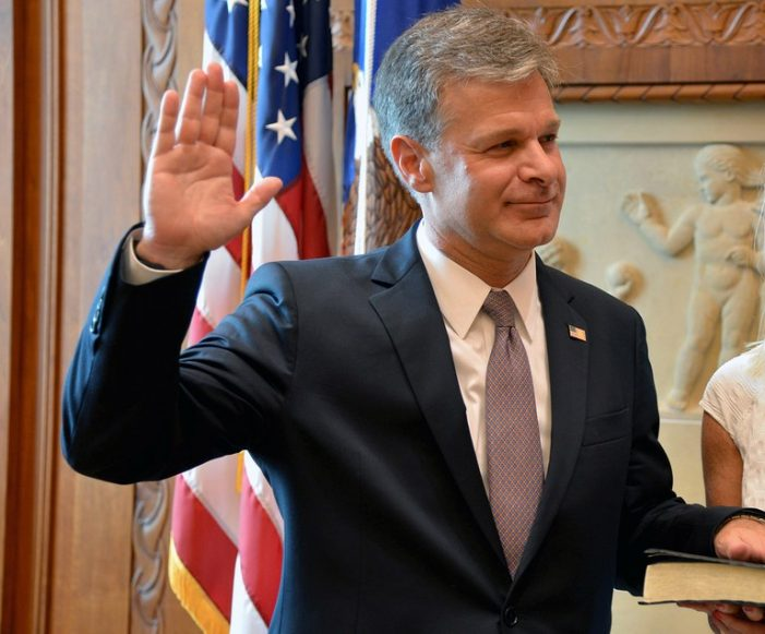 Wray is Wrong as FBI Director
