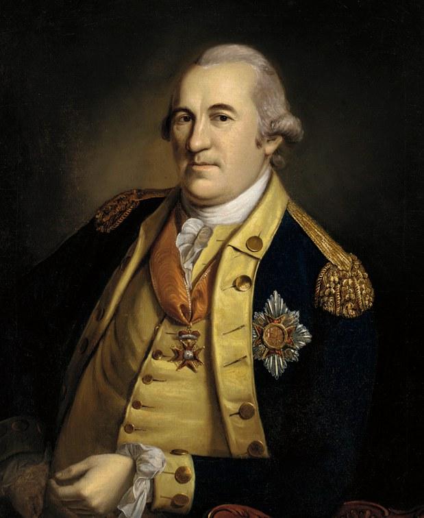 Baron von Steuben (1778)