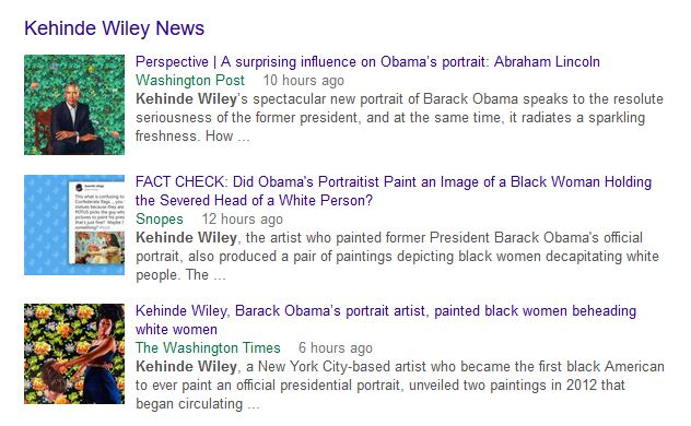 Why Did Obama Choose This Artist to Paint His Portrait?