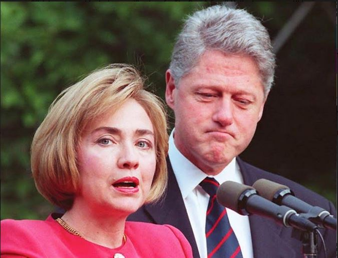 Clintons' Greed and Corruption Leads to America's Destruction