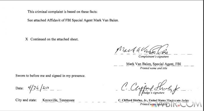 Robert Mueller's FBI Submitted False Affidavit to Obtain Warrant in 2010