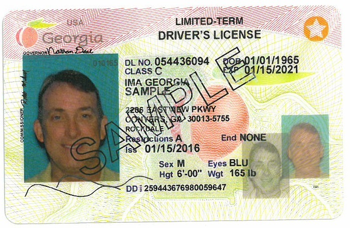 Today in Georgia:  Legislation to Create New Drivers Licenses for Illegals with Deferred Deportation to be Considered under the Gold Dome