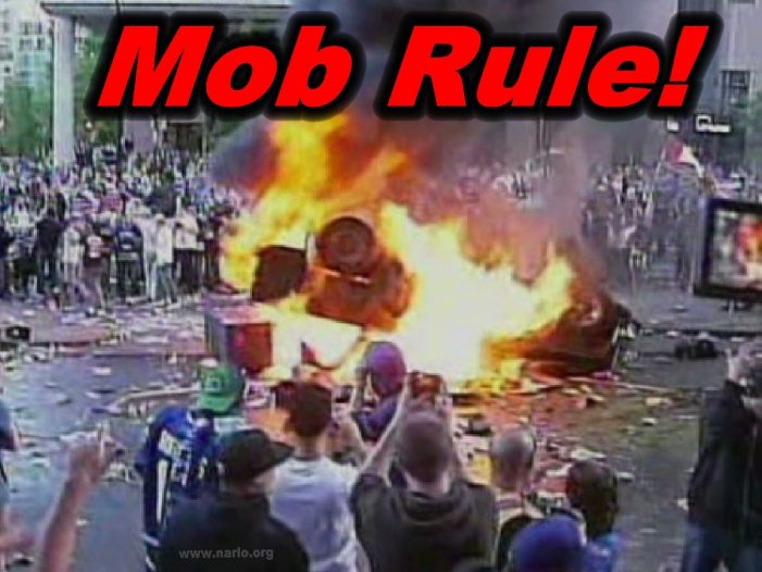 Noble Individuals Will Save America.  Mob Rule Will Destroy It