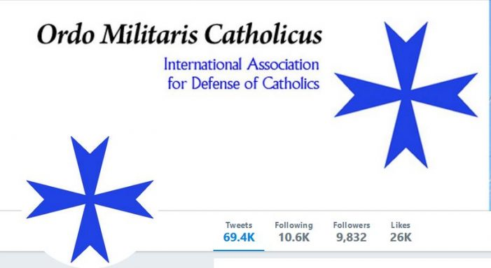 Three Months Later, Catholic Organization's Twitter Account Remains Locked