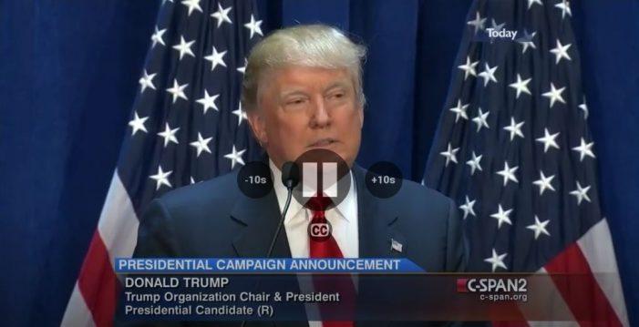 Media Fuel Leftist Hate of President Trump