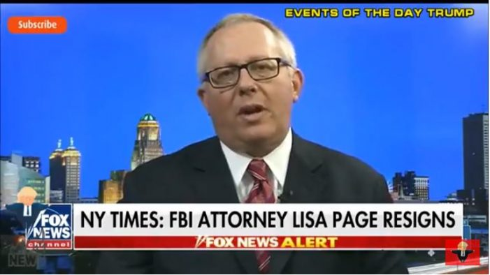 "Former Trump Campaign Aide Michael Caputo:  ""I'm Not Very Scared About It Any More"""