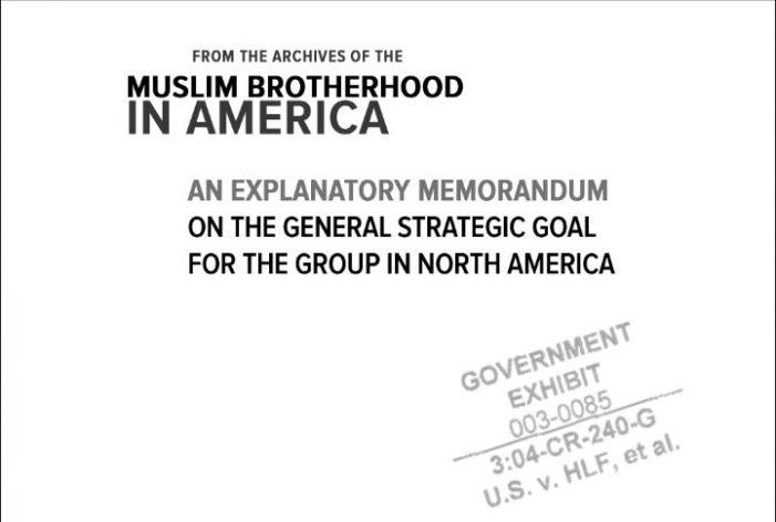 The Humanitarian Hoax of the Muslim Brotherhood – Hoax 26