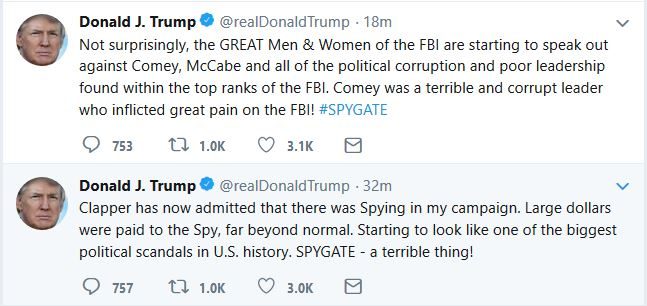 "Was There ""Spying"" on the Trump Campaign or Not?"