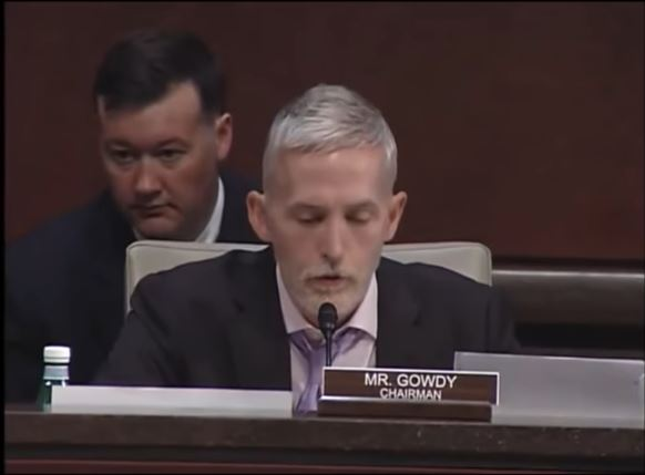 "Former Rep. Trey Gowdy:  ""Exculpatory Evidence"" Could Be ""Game-Changer"""