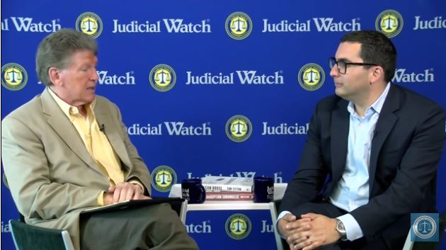 "Judicial Watch Attorney:  ""There are 13,000 Pages"" of Communications between Page, Strzok"