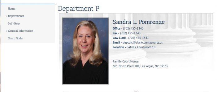 Las Vegas Judge Awards Custody to Alcoholic, Domestic Abuser