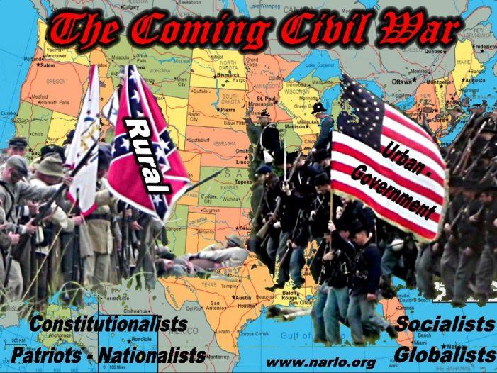 If America Goes Socialist Is Civil War Inevitable?