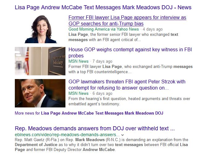 """What of Two FBI Emails Involving """"White House Counsel?"""""""